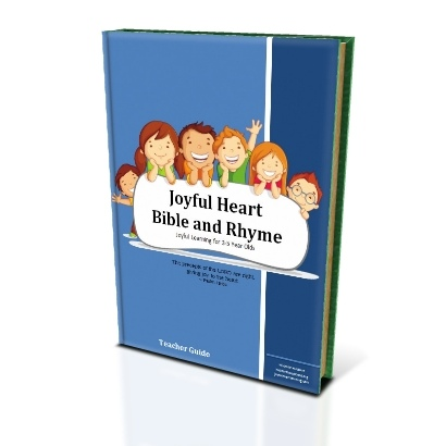 Bible and Rhyme Book Cover