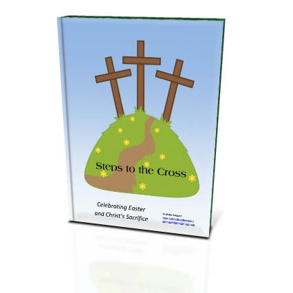 Steps to the Cross Book Cover